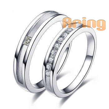 18k Gold Jewelry Diamonds Wedding Rings
