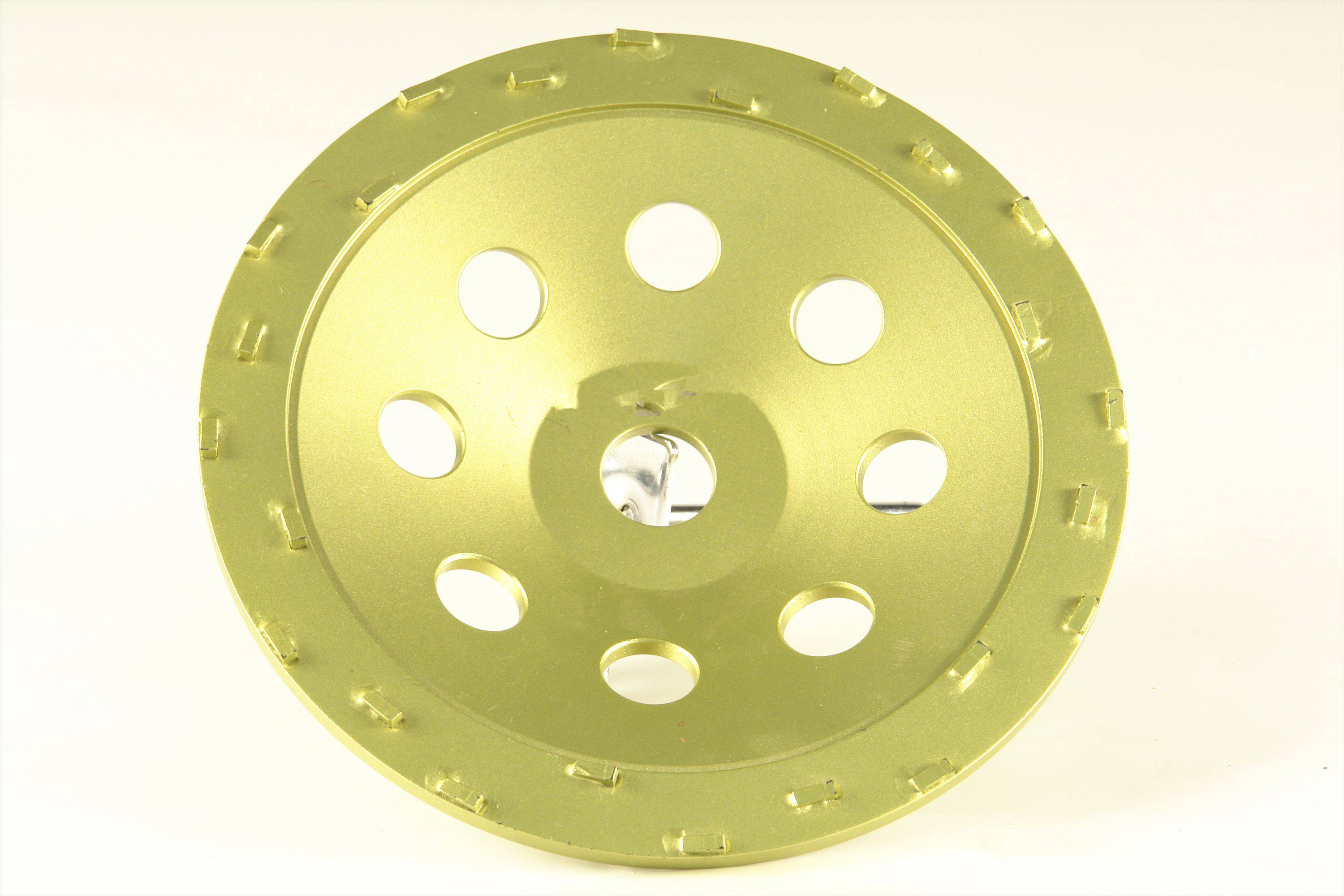 PCD cup wheels