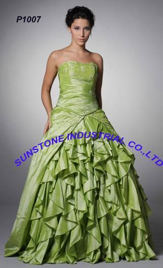 Prom dress - P1007