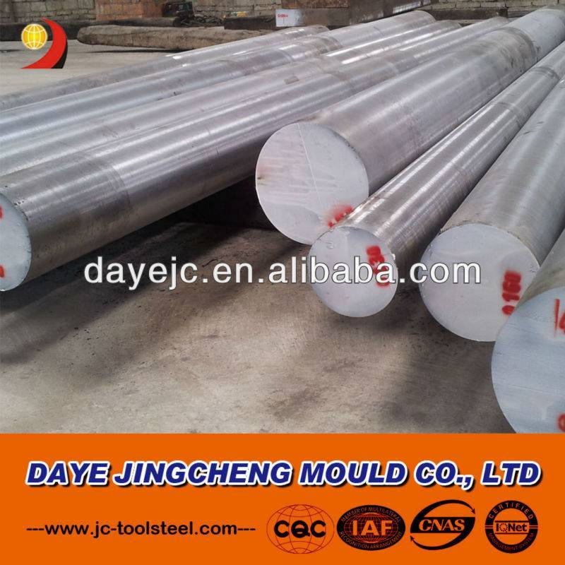 K306 Steel Round Bars 1.2345 Alloy steel