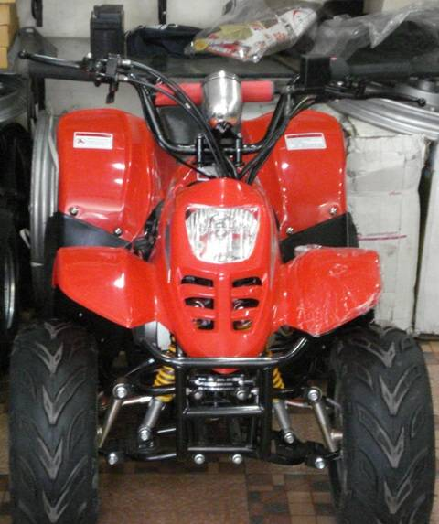 atv 110 cc for sale in india