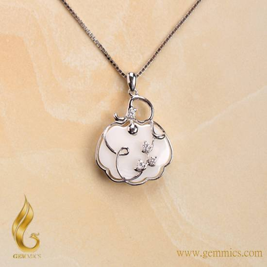 Silver Jewelry Pendant