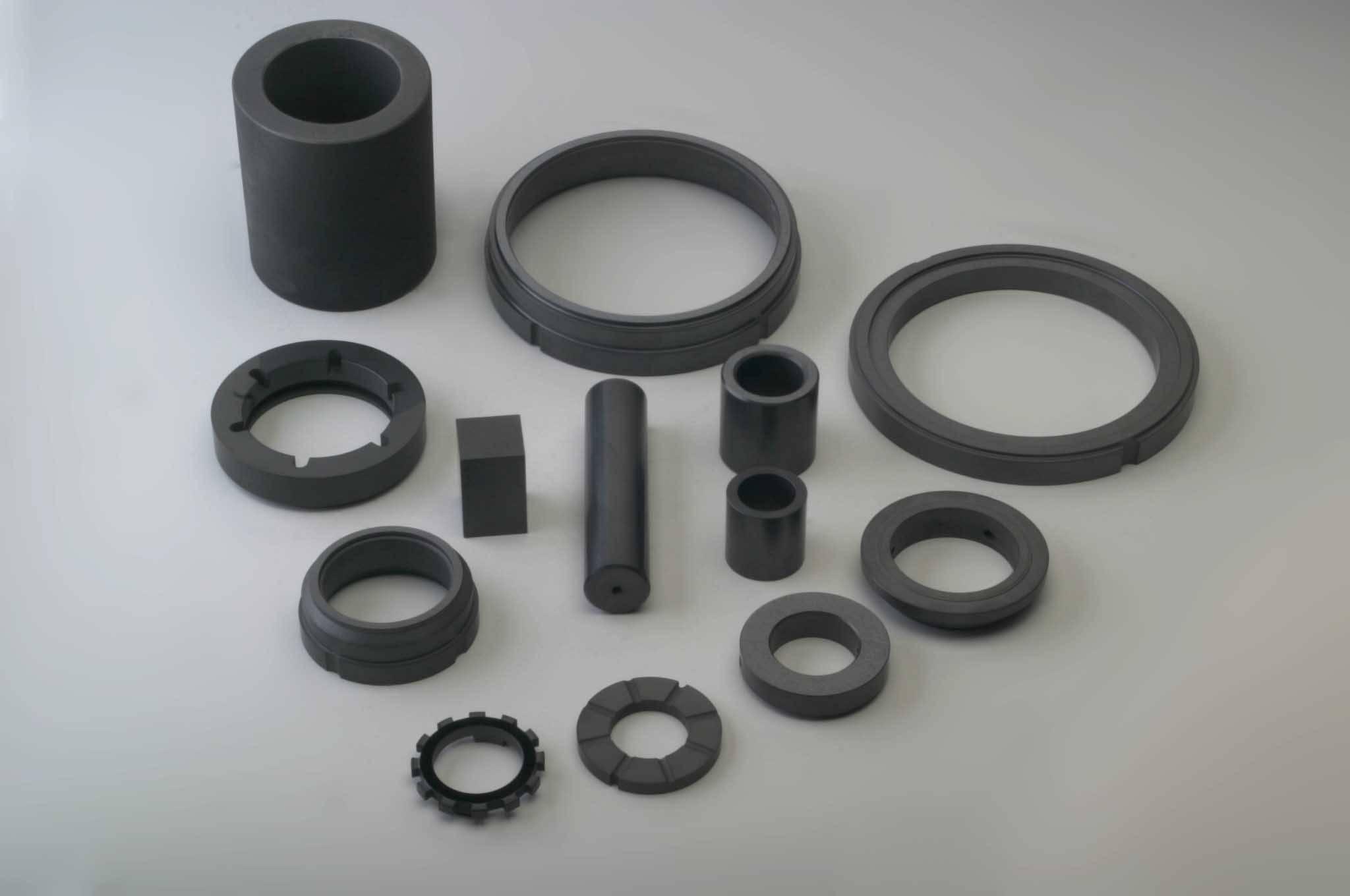 seal rings-silicon carbide