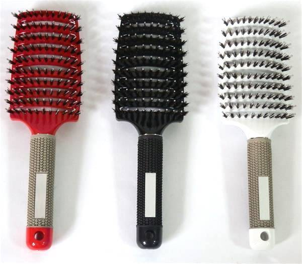 Bristle Hair Paddle Brush Comb Hair Styling Tools