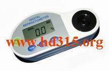 Electronic digital alcohol tester