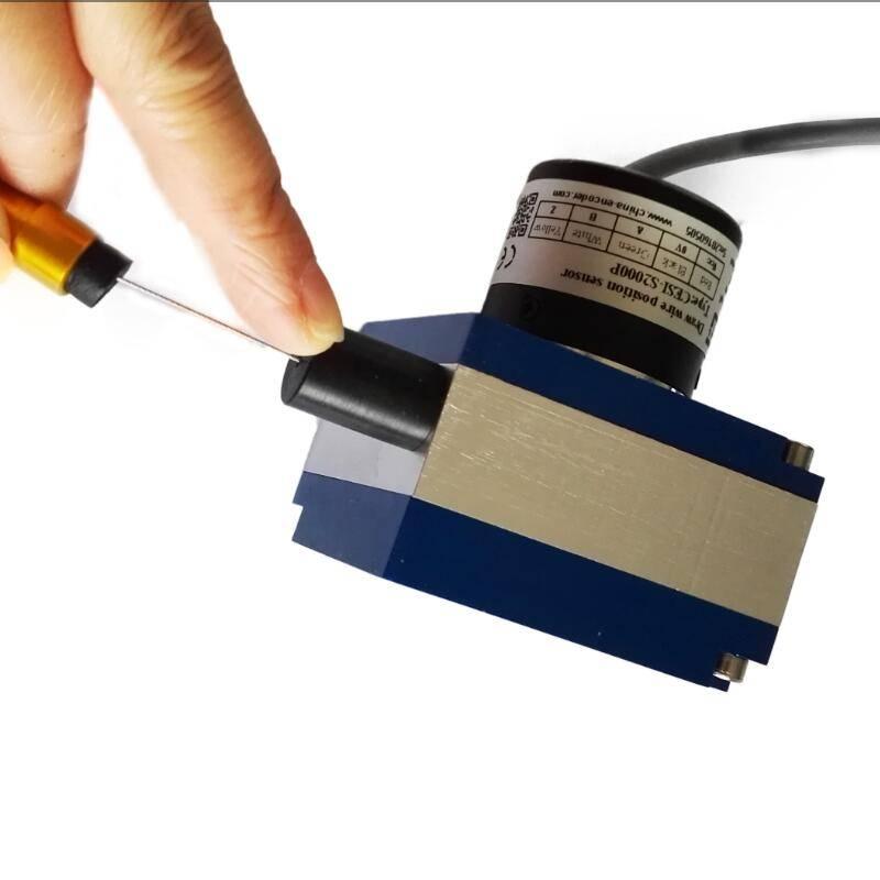 Draw wire sensor