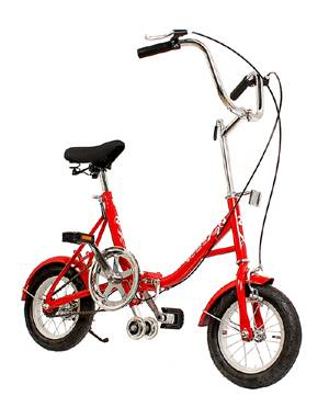 12inch folding bicycle