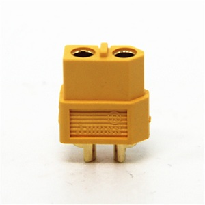 Amass XT60 Connectors Male and Female ,gold plated XT60 Panel Mounting Kit