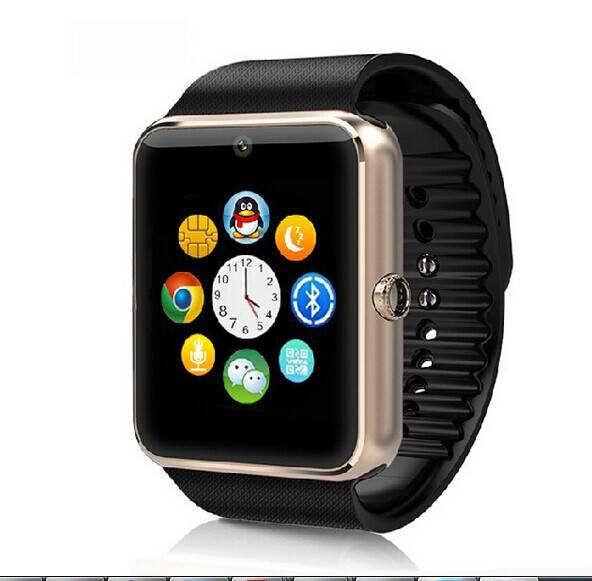 bluetooth android 3g sim card gps wifi gsm GT08 smart watch phone