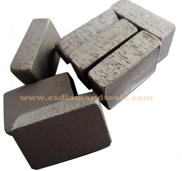 diamond segment, stone diamond segment, granite segment