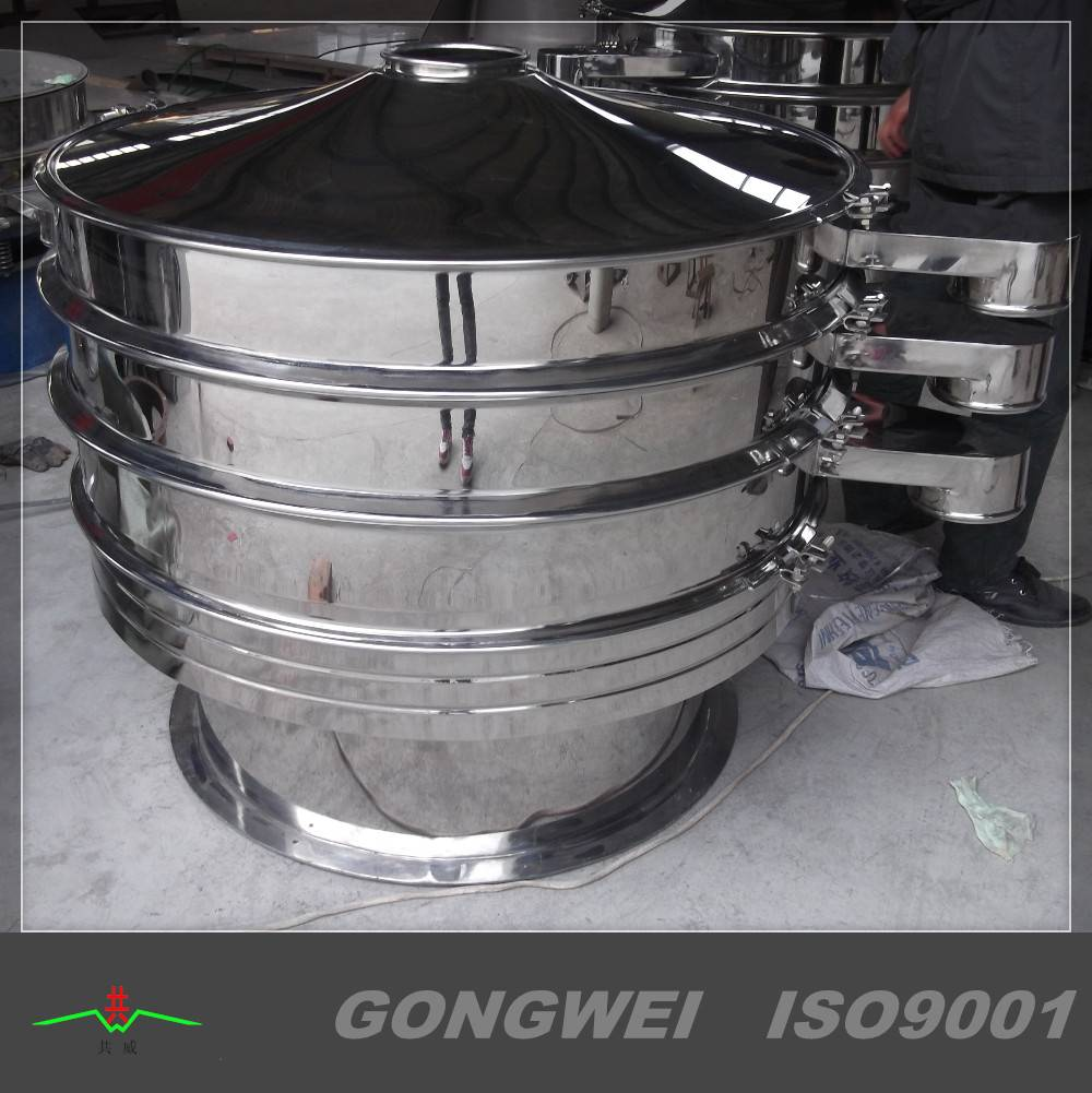 industry industrial flour sifter Vibrating Screening sieve sifter