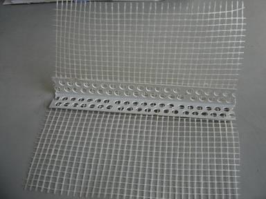 fiberglass mesh corner tape with PVC profile