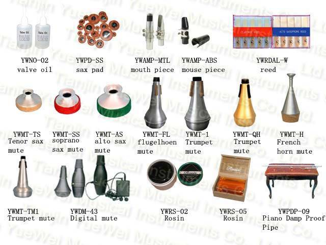 Mute,Sax Pad,Mouthpiece,Reed,Rosin,Oil,Piano Damp Proof Pipe musical instrument accessories