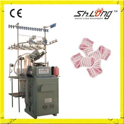 Sell Shenglong automatic socks knitting machine