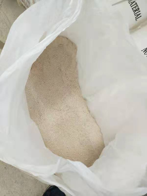 Magnesium sulphate fertilizer powder