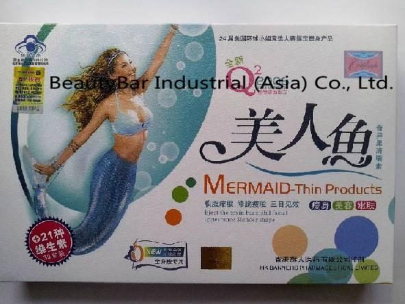 Mermaid Slimming Weight loss Pill Diet Capsule