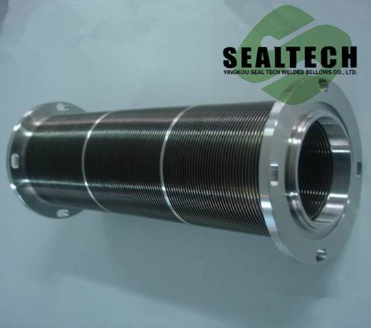Welded Bellow Special Use for Pharmaceutical Equipmentsf of Freezing and Drying Vacuum Equipment