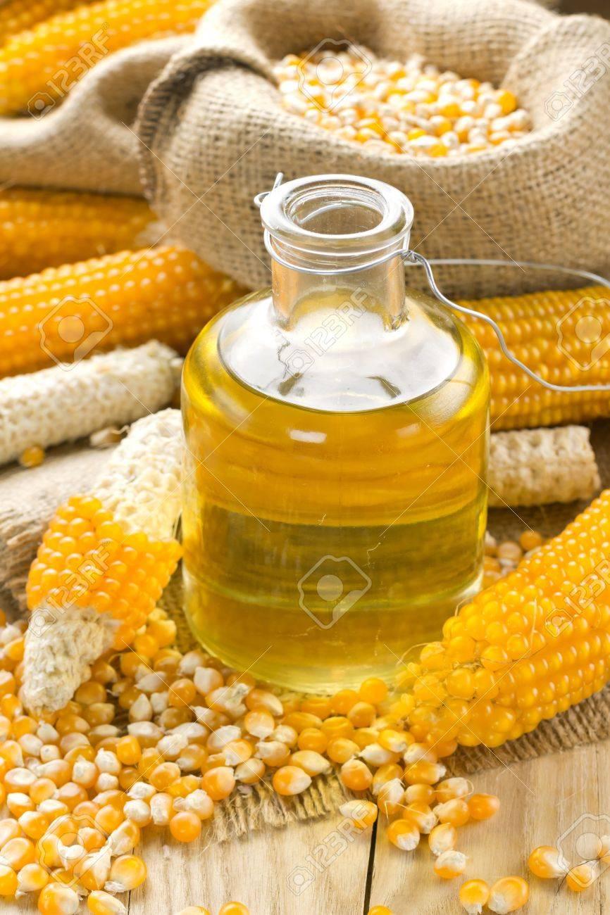 Refined Pure Corn Oil