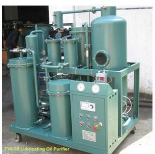Vacuum Automation Lubricating Oil Purifier Series TYA-A