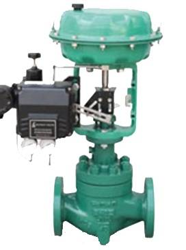 Pneumatic diaphragm actuated valve