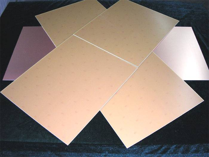 FR-1 Phenol Paper Copper Clad Laminate hfimandy at hotmail.com
