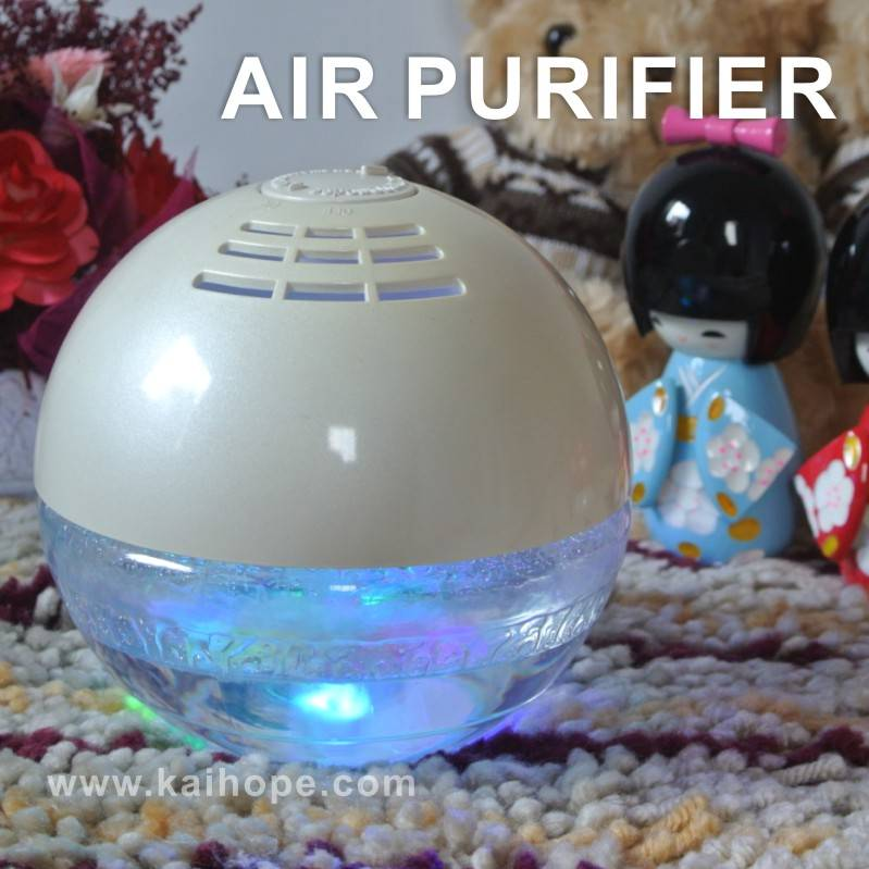 USB MINI GLOBE Home Air Revitalisor air purifier