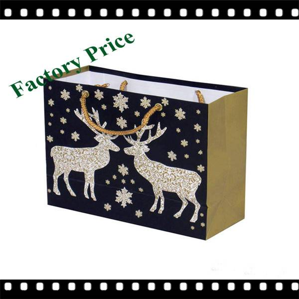 2014 Hot Sale Cheap DIY Christmas Gift Bag