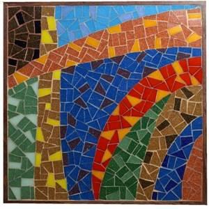 Sell High Quality Handmade Mosaic Wall Decorative Decor Panel