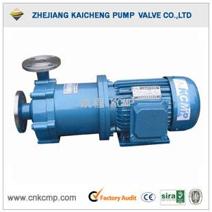 CQ magnetic drive pump