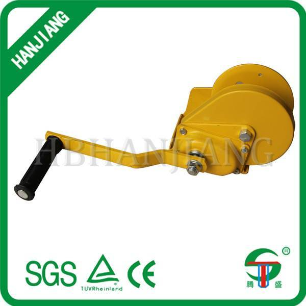 Portable Cable hand winch cable winches
