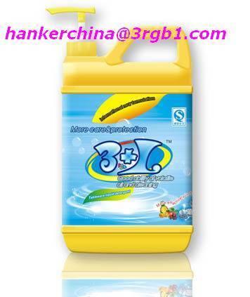 washing-up detergent
