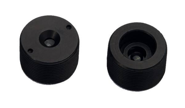 Pinhole Lens XS-7004-C-2 1/4, M12 4.9mm FOV 52 Degree Pinhole Lens