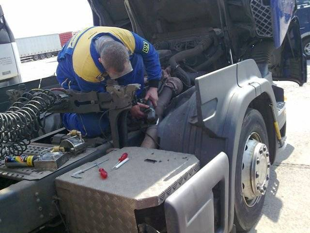 NEW HOT FUEL SAVING SYSTEM FOR TRUCKS