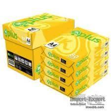 IK Yellow A4 paper