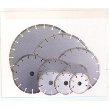 Segmented saw blade