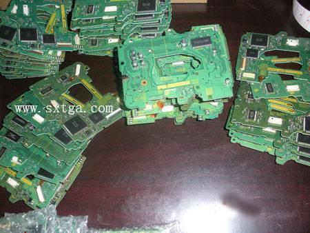 wii DVD drive board D2A, D2B, D2C, DMS, D2E