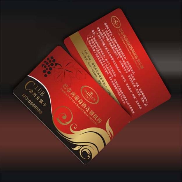 high quality PVC card printing/ PVC smart card/ PVC rfid card with nice price