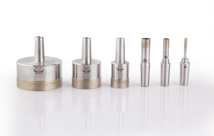 diamond bronze drill bits