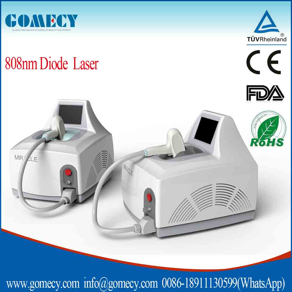 808nm Hair Removal DiodeLazer Cutter/Rust Removal Cleaning Machine Laser Therapy For Painful