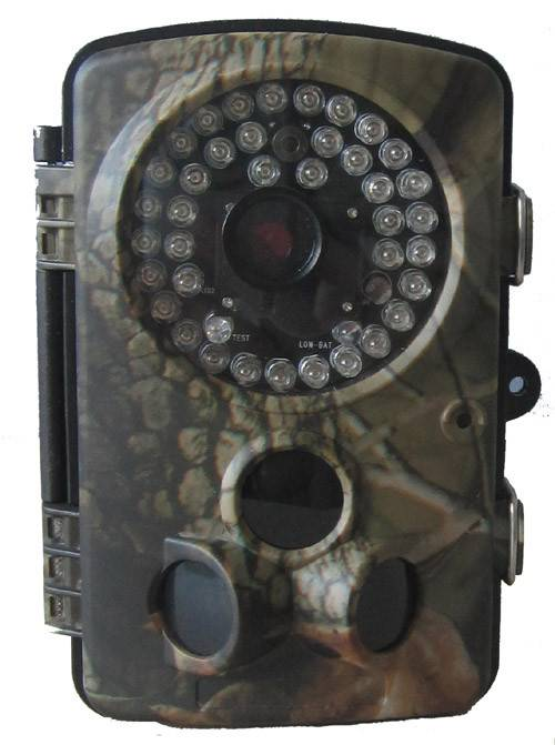 Camouflage 940NM 12MP MMS Trail Camera For Hunting Wild Animal