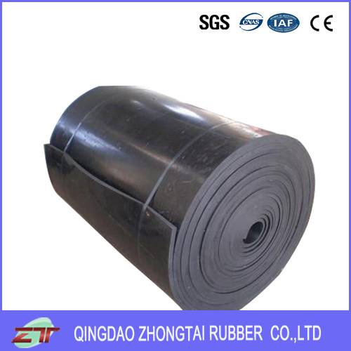 acid/alkali bearing rubber sheet