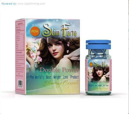Slim Forte Double Power Slimming Capsule