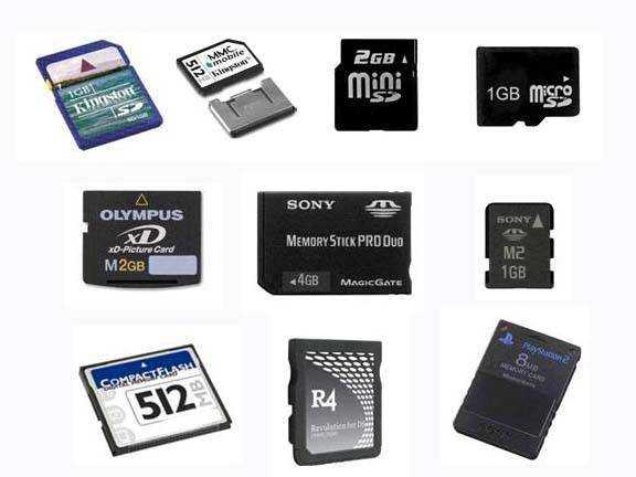 Memory Card with 128MB~16GB