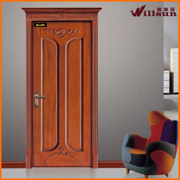 china solid wood door