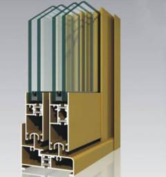 thermal break window profiles