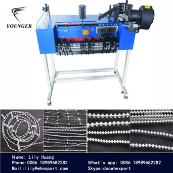 curtain beads chain mould