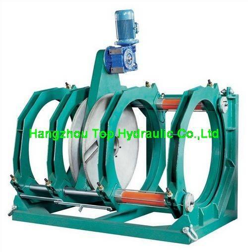 fusion butt welding machine PE PP HDPE pipe welding machine butt welder