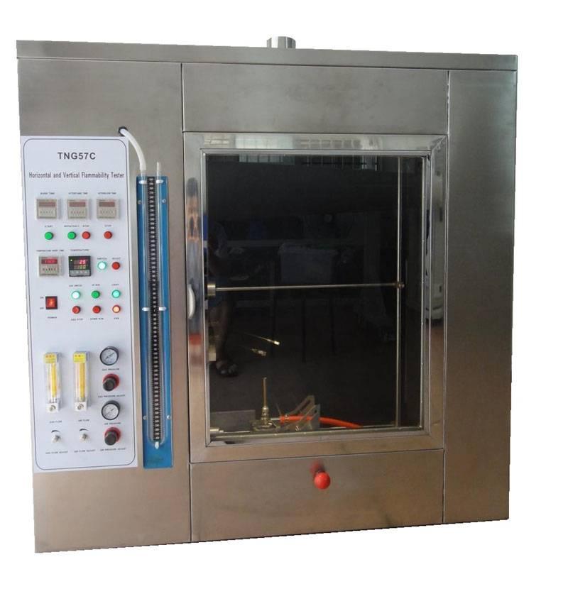 Horizontal and Vertical Flammability Tester,UL 94 IEC 60695