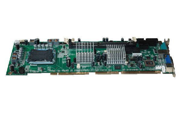 PICMG 1.0 Full-Size CPU Card With 2.8GHz CPU At The Price $155