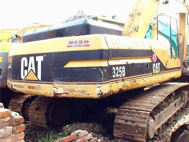 used excavator Cat 325B Originated in Japan($35000)